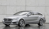 Mercedes-Benz выпустит универсал CLA Shooting Brake в 2015 году